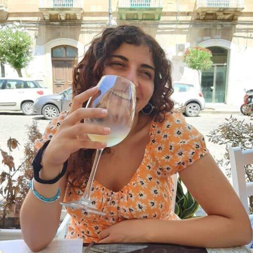 La fille méditeranéene de Hainaut!